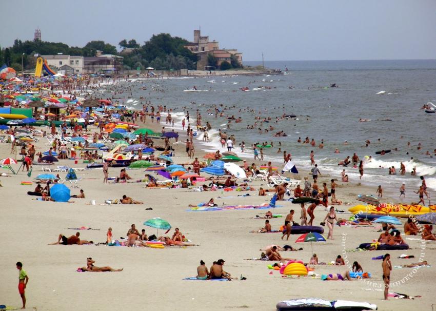 фото затока пляж